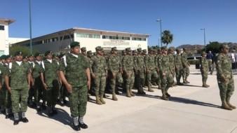 Convocan a jóvenes sonorenses a unirse al Ejército Mexicano