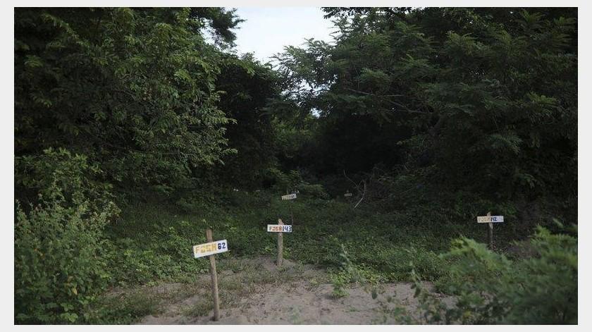 Los 11 años cubiertos en el estudio iniciaron en 2006, cuando el entonces mandatario Felipe Calderón lanzó una ofensiva en contra del narcotráfico.(AP)