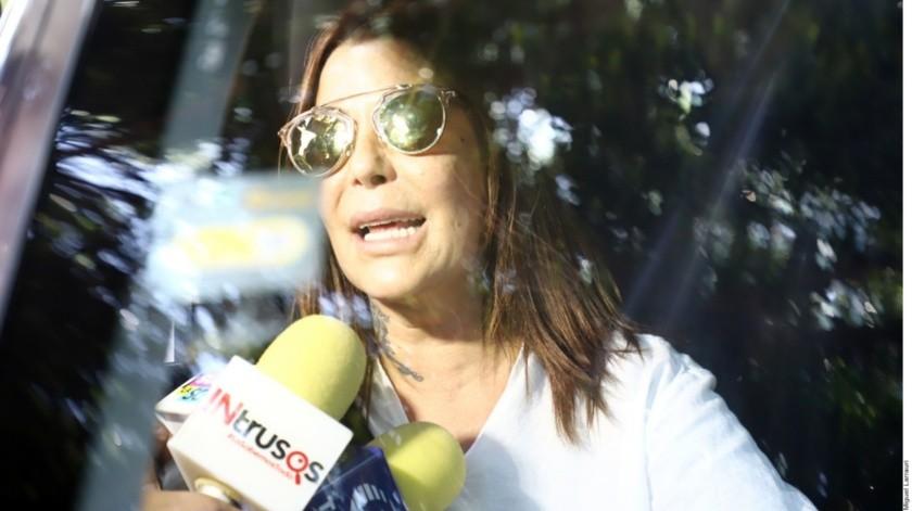 Alejandra Guzmán(Agencia Reforma)