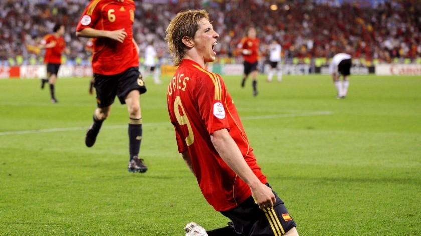 Fernando Torres pondrá punto final a su exitosa carrera futbolística, donde militó en equipos como el Atlético de Madrid y Chelsea.(Twitter)