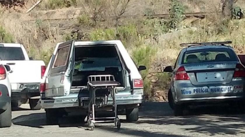 Hallaron el cuerpo de un hombre sin vida debajo de un puente en Nogales.