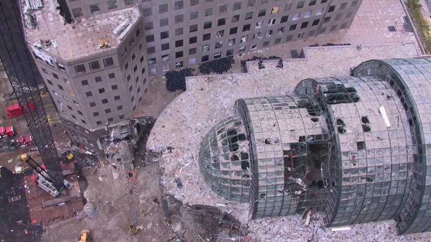 Aparecen fotografías inéditas del 9/11