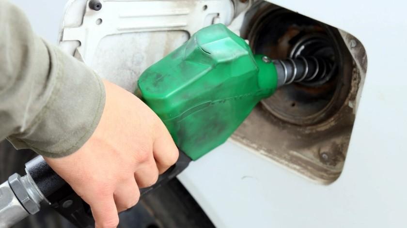 SHCP reducirá de nuevo el estímulo fiscla para la gasolina Magna y el diésel.