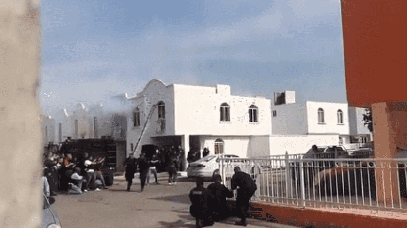 Elementos de la Fiscalía de Jalisco fueron agredidos esta mañana en distintos hechos en la Zona Metropolitana de Guadalajara.