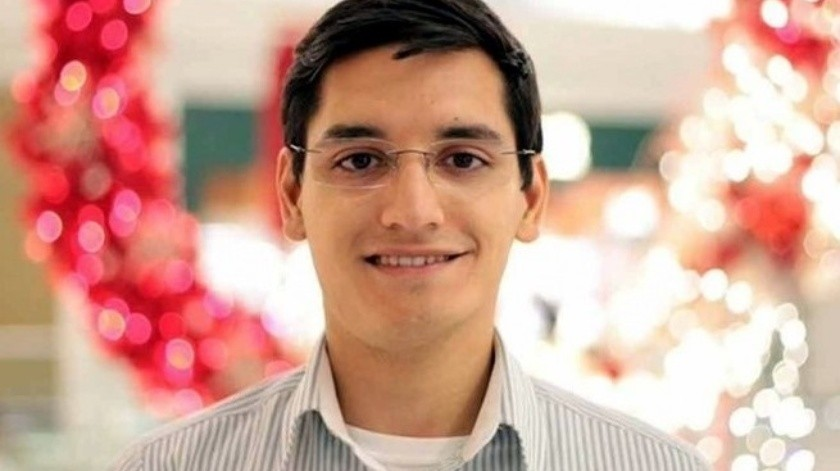 Autoridades investigan la muerte del seminarista Leonardo Avendaño.