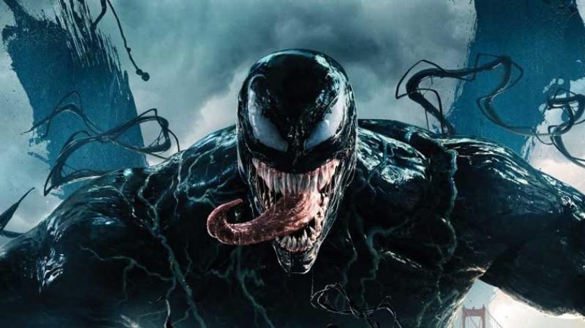 "Tom Hardy volverá como ""Venom"".(Tomada de la red)"