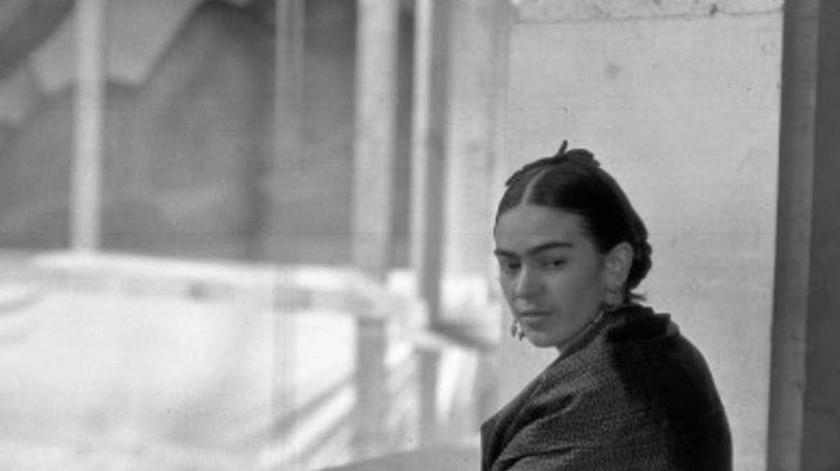 Sigue la controversia por la presunta voz de Frida Kahlo.(Tomada de la red)