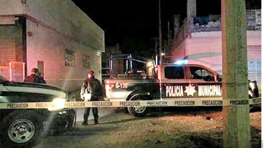 Una balacera en un bar de Guadalupe, Zacatecas, dejó cuatro muertos, entre ellos una mujer, y seis heridos, confirmó la Secretaría de Seguridad Pública estatal.(Agencia Reforma)