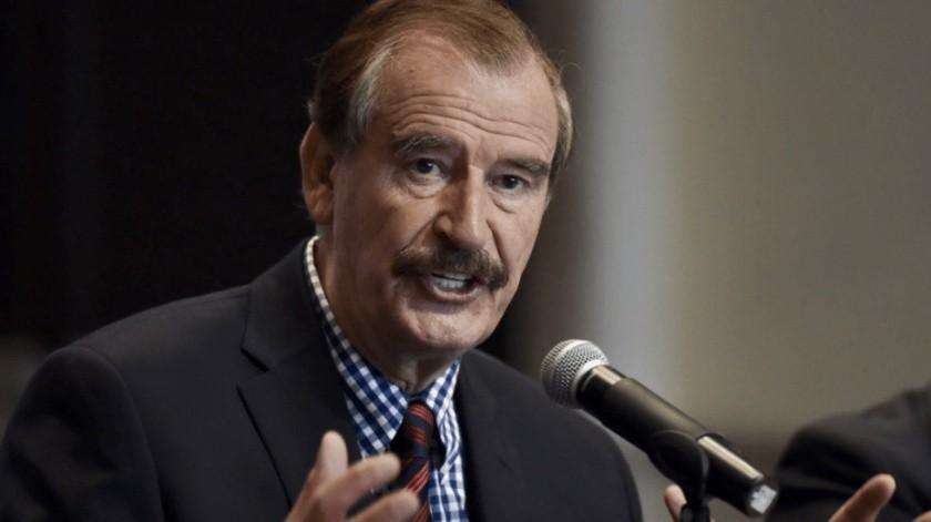 Vicente Fox convoca a segunda marcha contra AMLO(Twitter @lopezdoriga)