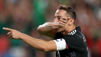 Andrés Guardado, a dos triunfos de igualar marca de Cristiano Ronaldo
