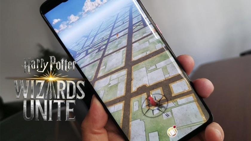 Harry Potter Wizards Unite: el juego móvil de la semana(Tomada de la Red)