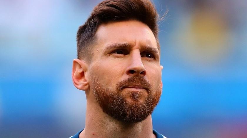 El argentino se encuentra celebrando su aniversario número 32, mientras está concentrado con la Albiceleste que juega Copa América.(Twitter)