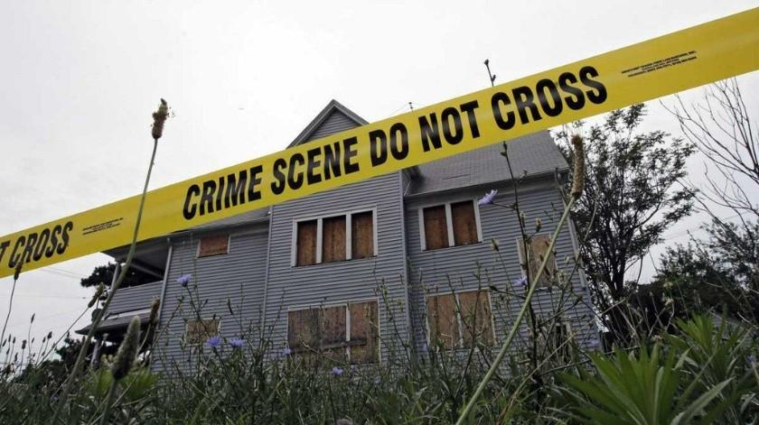 Madre de asesino serial es asesinada por su nieto(Twitter @WCVB)