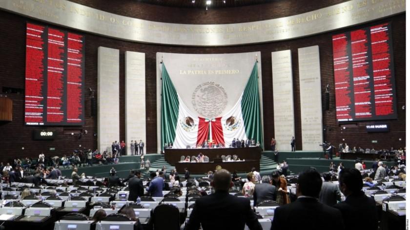 Cámara de Diputados se desprende de parte de su sede(GH)