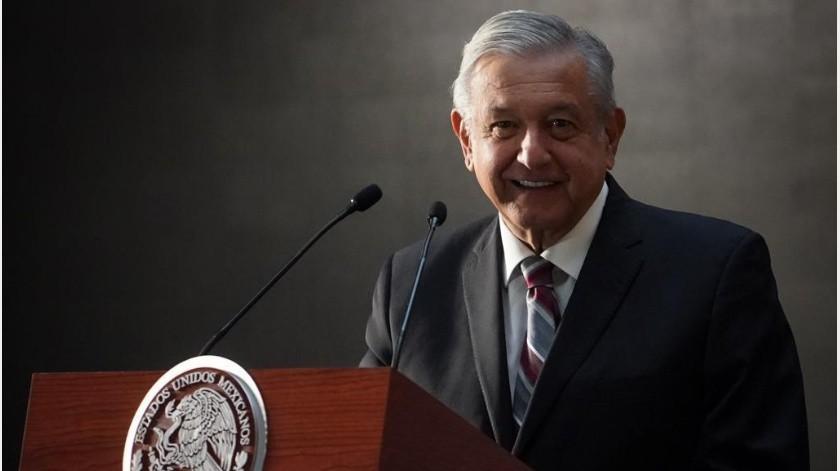El presidente aseguró que no tiene mucha ciencia gobernar, porque la política tiene que ver con el sentido común.(GH)