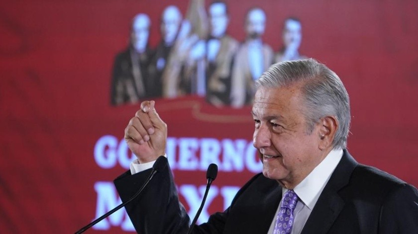 Andrés Maniel López Obrador(Gobierno de México)