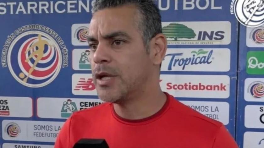 A Costa Rica no le sirve tener el balón; México supera en posesión(Twitter/ @fedefutbolcrc)