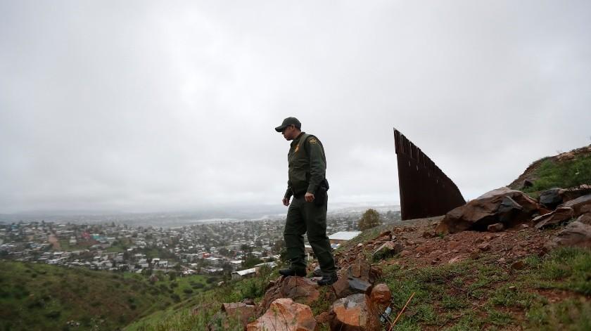Senado de EU aprueba apoyo a frontera con México(AP)