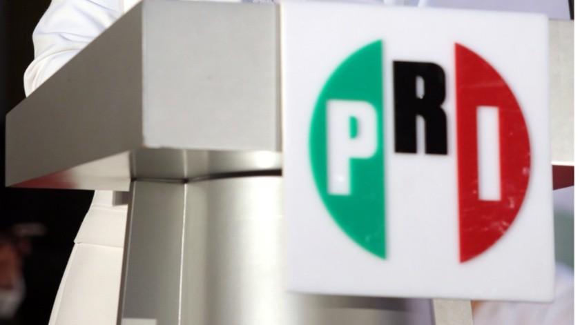 Partido Revolucionario Institucional (PRI)(Agencia Reforma)