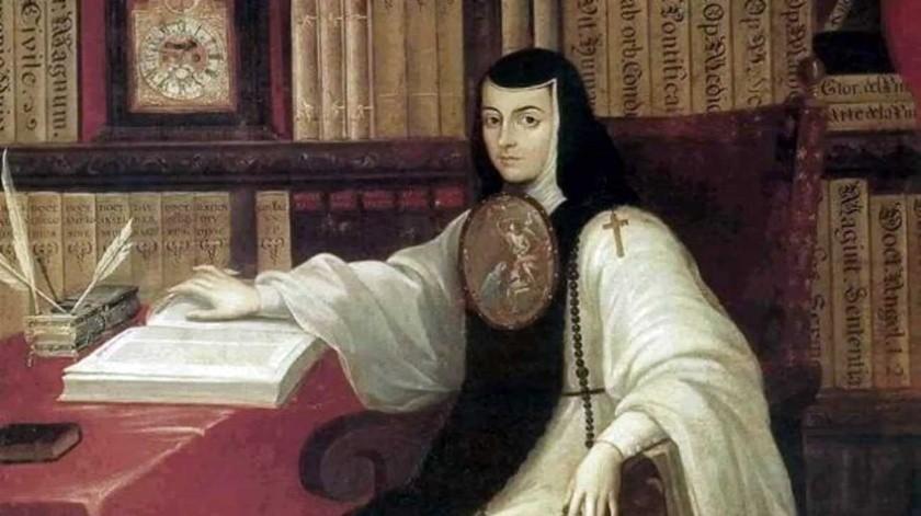 """Sor Juana documentó la gastronomía mexicana en su etapa dedicada a """"las filosofías de cocina"""".(Tomada de la red)"""