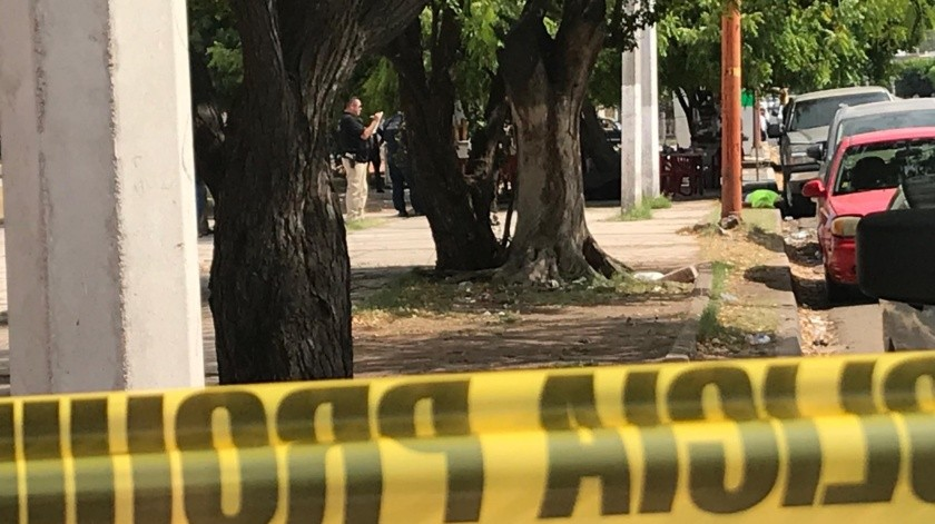 El Servicio Médico Forense se encargó del levantamiento de los cuerpos.(Redacción GH)