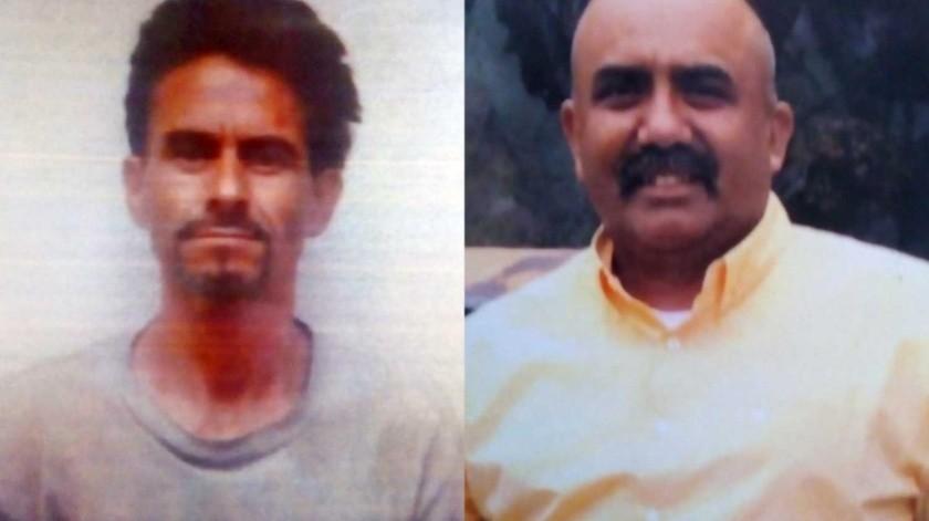 Alejandro Moreno Ordorica está extraviado desde el 30 de mayo y Erick Andrés Rueda Spindola desde el 11 de junio.(Cortesía)