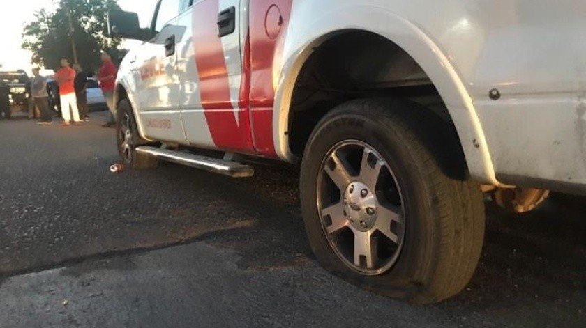 """Momentos de tensión se vivieron en Ciudad Obregón en días pasados, luego de que dueños de autos """"chuecos"""" se opusieron al decomiso.(Banco Digital)"""