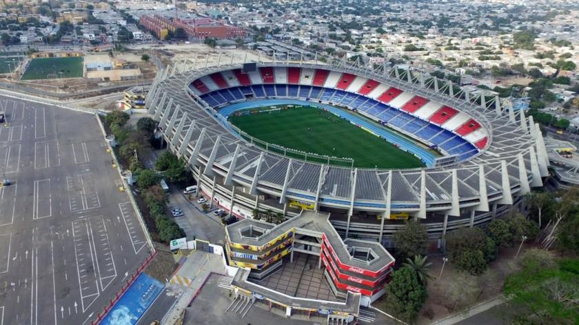 El alcalde Char dijo en Twitter que la final de la Copa se disputará en el estadio Metropolitano Roberto Meléndez.(Twitter)