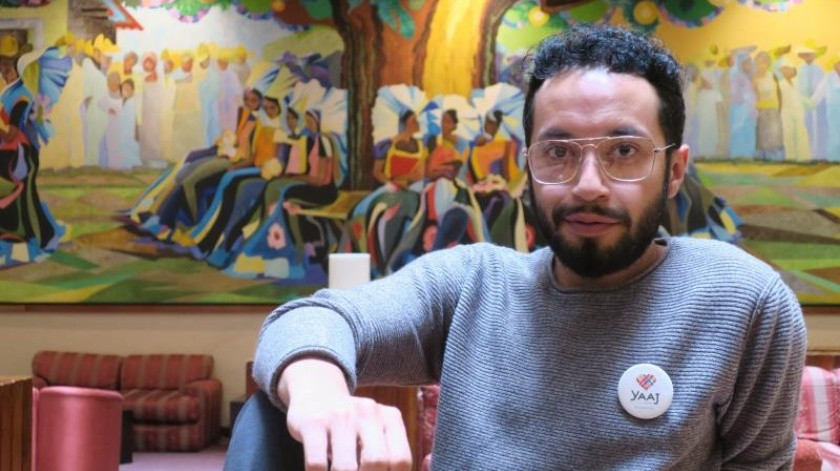 Iván Tagle es el presidente de Yaaj.(EFE)