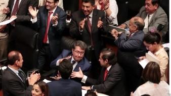 Los siete grupos senatoriales brindaron su apoyo unánime al dictamen de la Ley Nacional de Extinción de Dominio, que irá a la sesión extraordinaria de la Cámara Alta, el lunes próximo.