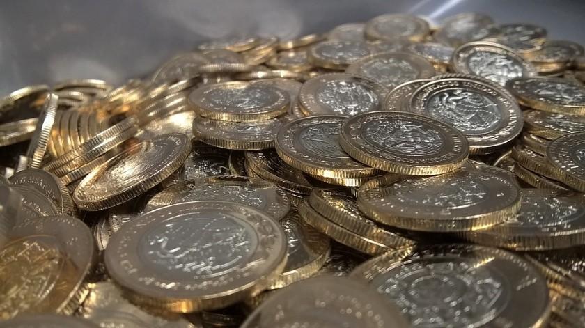 El dólar al menudeo terminó ofreciéndose en 19.50 pesos en las ventanillas de los bancos, 45 centavos menos que el cierre del año pasado.(Pixabay)