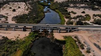 Buscan salvar del ocaso al Río Colorado