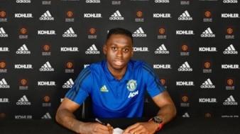 Wan-Bissaka firmado por 60 millones en el Manchester United