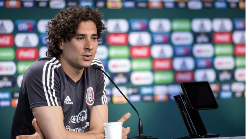 ¡Olvido Belga! Ochoa ya fue reemplazado por el Standard(GH)