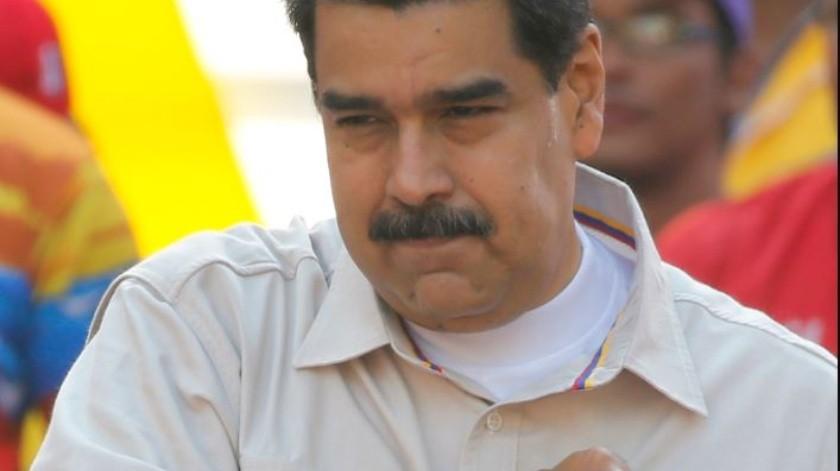 Es un honor que EU me sancione: Hijo de Maduro(AP)