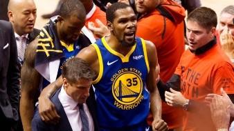 ESPN fue el primer medio en informar la decisión de Durant, al señalar que había llegado a un acuerdo por cuatro años y 164 millones de dólares.