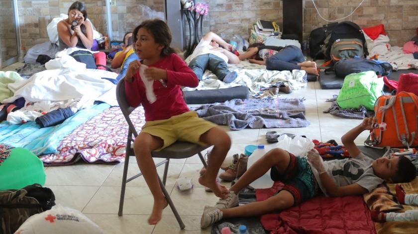 Médicos podrán evaluar a niños en centros para migrantes(GH)