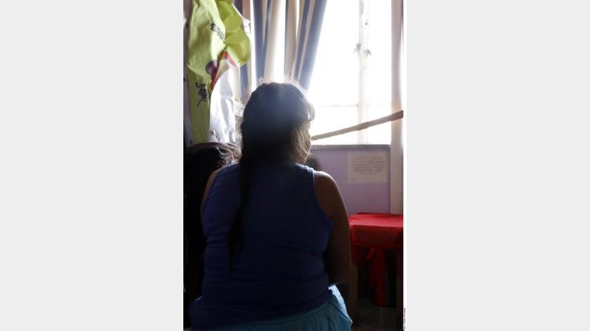 'Luciérnaga' tiene 52 años y desde los 16 vive en las calles.(Agencia Reforma)