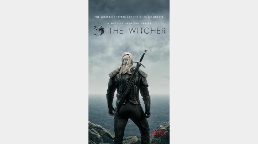 Netflix finalmente publicó las primeras imágenes de Geralt, Yennefer y Ciri.(Netflix)
