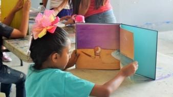 Los Devoralibros es un espacio que les permitirá a los niños hacer nuevos amigos y divertirse mientras aprenden sobre el trabajo en equipo.