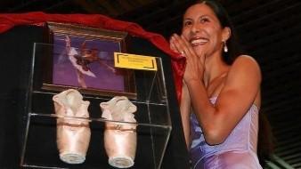 Elisa Carrillo es considerada la mejor bailarina de mundo.