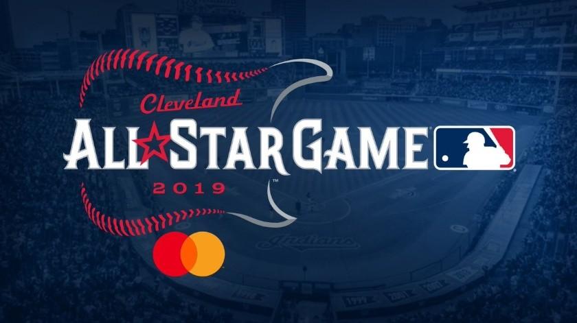 Cleveland será sede de las festividades de Major League Baseball, entre ellos el Clásico de Media Temporada.(Twitter)