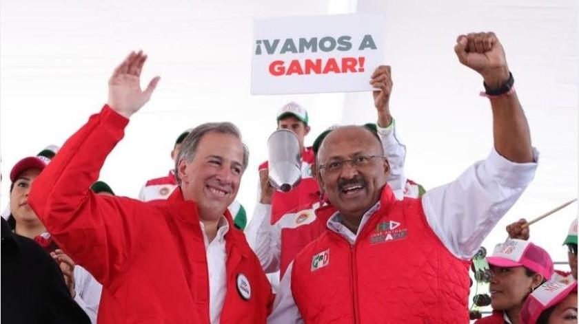 """El mismo José Antonio Meade señaló que """"a un año de la elección, sigue vigente [su] deseo de un México en unidad""""(Twitter)"""