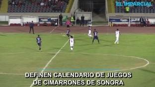 El calendario completo para este próximo semestre quedó definido para el equipo de Cimarrones de Sonora, al conocer las fechas de la fase de grupos que disputará en la edición de la temporada 2019-2020 de la Copa MX.