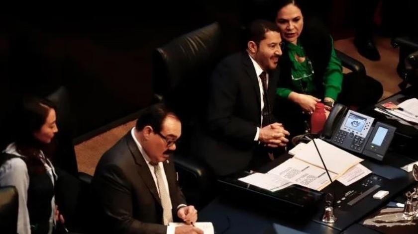 El dictamen se remitió a la Cámara de Diputados, debido que sufrió modificaciones.(El Universal)