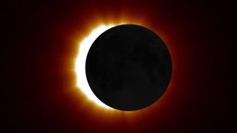Sigue el eclipse solar desde aquí