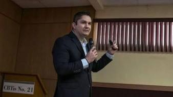 Iván López Báez estará al frente del Cobach BC.