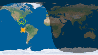 México será el escenario de eclipses solares en los próximos años.