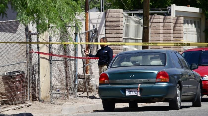 Matan a un hombre en su casa en la colonia Constitución(Alberto Rosales)