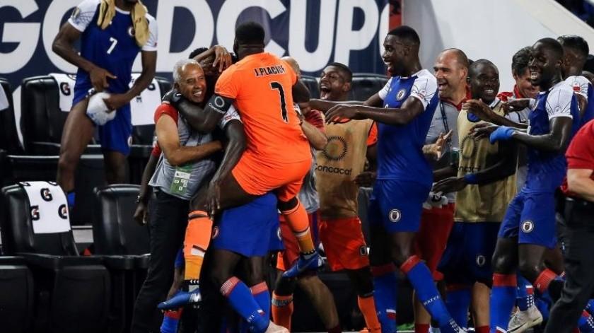 Placide, el único haitiano del vergonzoso 2008 vs México(EFE)